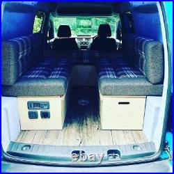 VW Maxi Caddy Camper