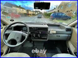 VW Rialta Winnebago 12 months MOT motorhome