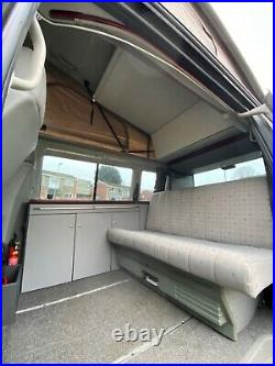 VW T4 Caravelle Reimo Campervan