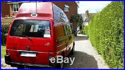VW T4 camper van 2-4 berth