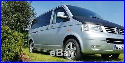 VW T5 1.9 TDi Camper LWB Caravelle