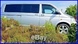 VW T5 1.9 TDi Camper LWB Caravelle SOLD