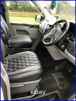 VW T5.1 Kombi / Campervan 180BHP Bi-Turbo DSG Stunning Highline Pop Top