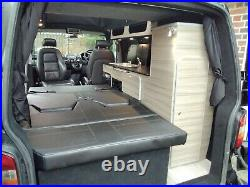 VW T5 CAMPERVAN 2008 4 berth