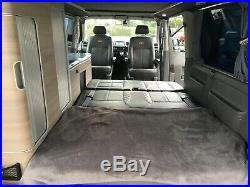 VW T5 Caravelle Campervan