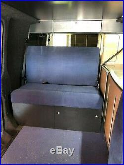 VW T5 LWB Camper Van 1.9l