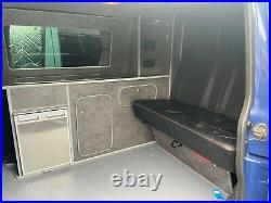 VW T5 Transporter T28 2007 SWB Campervan