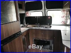 VW T5 hi top Camper Van