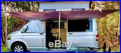 VW T5 transporter SWB campervan professional leisuredrive conversion AC pop top