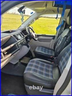 VW T6 Highline Bluemotion SWB Camper Silver
