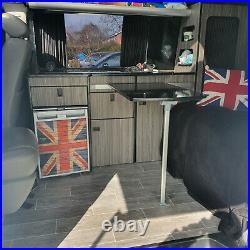 VW T6 SWB Camper, 20k miles, FVWSH, 4 birth, Totally Off Grid, High spec 150hp