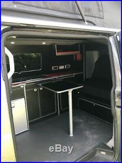 VW Transporter 2.0 DSG 140bhp Highline Campervan Camper Pop Top