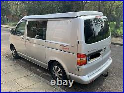 VW Transporter T5 Campervan, SWB, 130BHP, 4WD in excellent condition