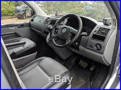 VW Transporter T5 LWB 2.5TDI Diesel Automatic