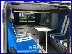 VW Transporter T5 SWB T30 130 4Motion 2.5L diesel campervan camper van 4WD