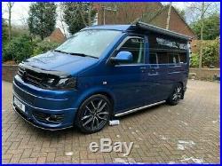 VW Transporter T5 campervan 2015 T28 H/LINE 102TDI SWB SHOW WINNING VAN