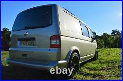 VW Transporter campervan T5 57,700 miles