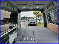 VW Volkswagen Caddy Maxi Life 2011 Camper Van