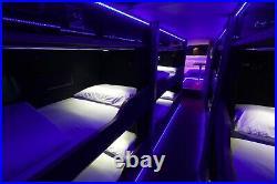 Vanhool sleeper bus / tour bus 8 berth