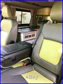 Vauxhall Vivaro Campervan