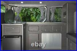 Vauxhall Vivaro LWB Campervan-Stunning Conversion. Six Seater. 25k Miles