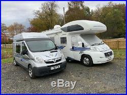 Vauxhall Vivaro LWB high top Campervan conversion