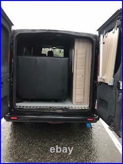 Vauxhall Vivaro Sportif Camper Van