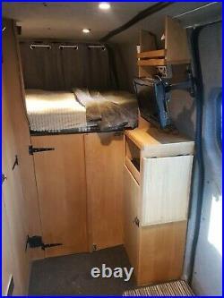 Vauxhall movano camper van