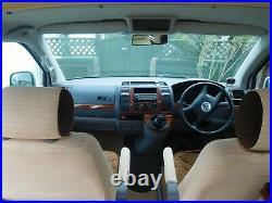 Volkswagen Auto Sleeper Trident, 2006, 4 Berth 4 Travel Seat Camper Van