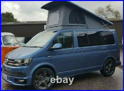 Volkswagen T6 Camper SWB 150 6-speed Tailgate, VW, Poptop, Alloys