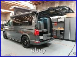 Volkswagen Transporter 4 berth Highline Campervan