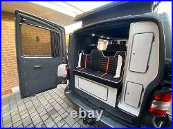 Volkswagen Transporter Highline T5.1 2.0 TDi 6 Speed 140bhp T30 4 Birth Camper