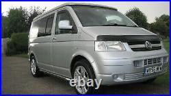 Volkswagen Transporter T5 130 4berth Pop Top Camperevan