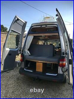 Volkswagen Transporter T5 Camper Rare LWB Factory High Top