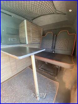Volkswagen Transporter T5 T30 Campervan 2009 LWB Automatic