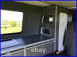 Volkswagen Transporter T6 Camper 2019 1300 miles SWB manual, 102BHP