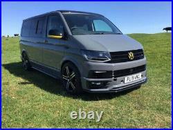 Volkswagen Transporter T6 Camper 2019 985 miles Ultimate specification