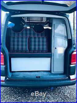 Volkswagen transporter t6 camper automatic