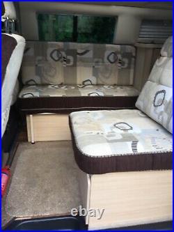 Volkswagon Autosleeper Topaz Campervan