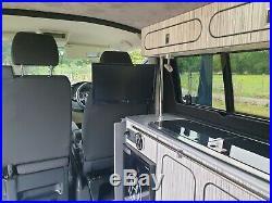 Vw T6 Transporter Dsg Campervan 2018