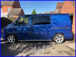 Vw t4 transporter 2.5 tdi great condition brilliant blue