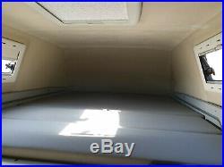 Westfalia Nugget Campervan Motorhome Camper with twin sliding doors
