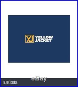 Yellow Jacket Refrigeration Air Conditioning Handheld Vacuum Gauge Kit